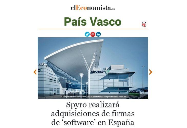 El Econocmista – Spyro Software