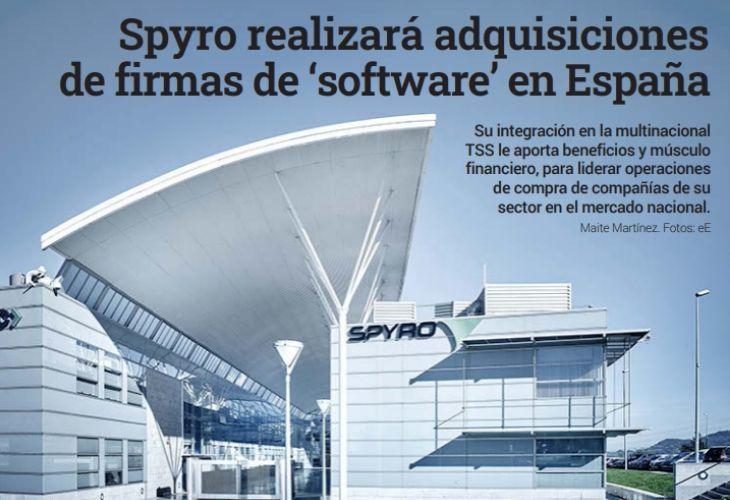 Spyro protagonista en el último especial Pais Vaso El Economista